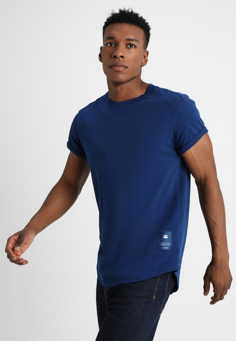 G-Star - SWANDO NEW RELAXED R T S\S - T-shirt basique - pacific