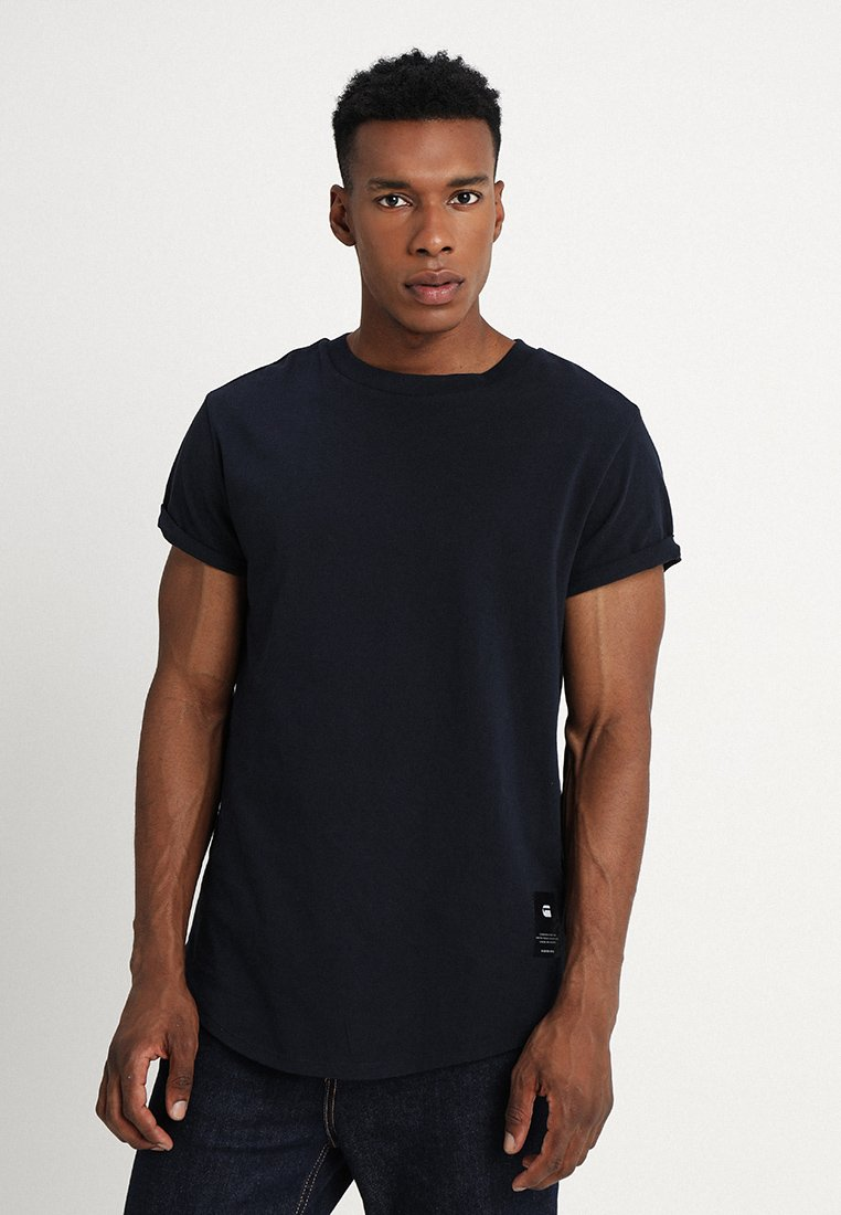G-Star - SWANDO NEW RELAXED R T S\S - Basic T-shirt - mazarine blue
