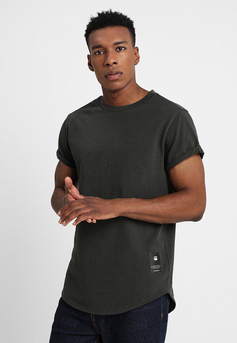 G-Star - SWANDO NEW RELAXED R T S\S - T-shirt basic - asfalt