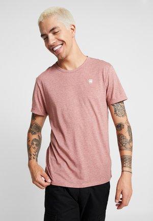 BASE - T-shirt basic - tea rose