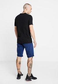 G-Star - GRAPHIC 4 R T S/S - T-shirt print - black - 2