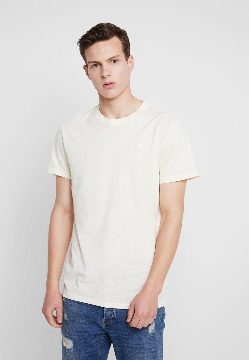 G-Star - RECYCLED DYE R T S/S - Camiseta básica - saffron