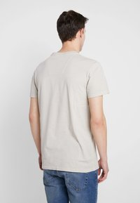 G-Star - RECYCLED DYE R T S/S - T-shirts - sage - 2