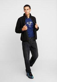 G-Star - 30YR STRAIGHT - T-shirt print - imperial blue - 1