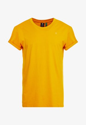 SHELO RELAXED R T S/S - T-shirt basique - dark gold