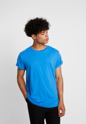 SHELO RELAXED R T S/S - T-shirts - electrique blue