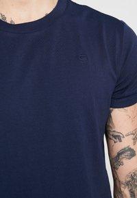 G-Star - SHELO RELAXED R T S/S - T-shirt basic - sartho blue - 5