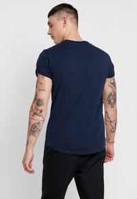 G-Star - SHELO RELAXED R T S/S - T-shirt basic - sartho blue - 2