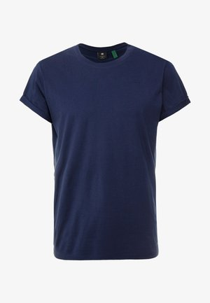 SHELO RELAXED R T S/S - T-shirt - bas - sartho blue