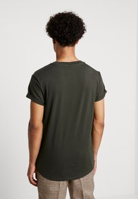 G-Star - SHELO RELAXED R T S/S - T-shirt basic - asfalt - 2