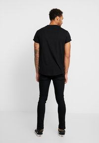 G-Star - SHELO RELAXED R T S/S - Jednoduché triko - black - 2