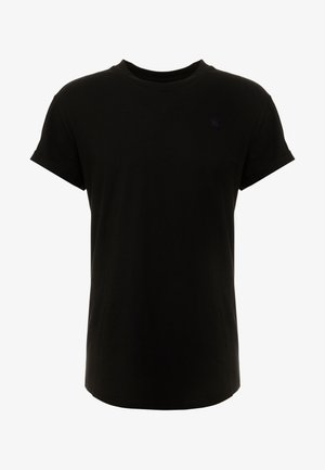 SHELO RELAXED R T S/S - T-shirt - bas - black