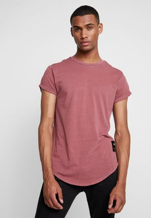 SWANDO RELAXED R T S/S - T-shirt basique - port red