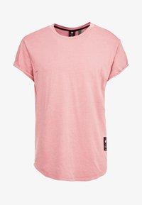 G-Star - SWANDO RELAXED R T S/S - T-shirts - dark tea rose - 3