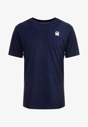KORPAZ LOGO - T-shirt med print - sartho blue