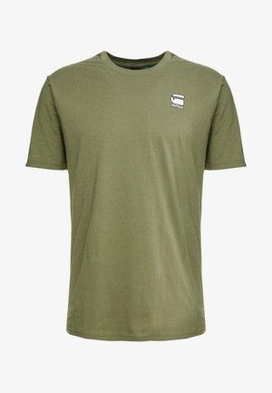KORPAZ LOGO - T-shirt print - dark shamrock