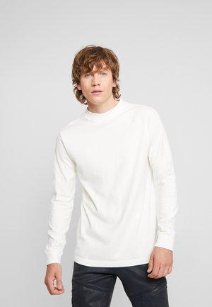 KORPAZ MOCK R T L/S - Maglietta a manica lunga - milk