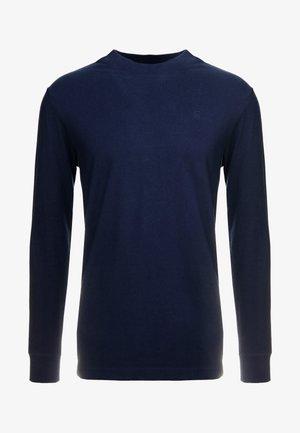 KORPAZ MOCK R T L/S - Långärmad tröja - sartho blue