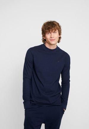 KORPAZ MOCK R T L/S - Camiseta de manga larga - sartho blue