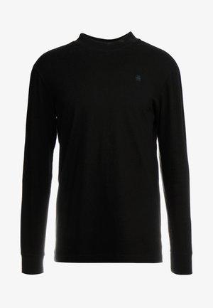 KORPAZ MOCK R T L/S - Long sleeved top - black
