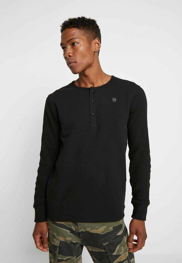 MOTAC GRANDAD - Jersey de punto - black