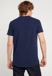G-Star - PREMIUM R T S/S - Basic T-shirt - sartho blue - 2