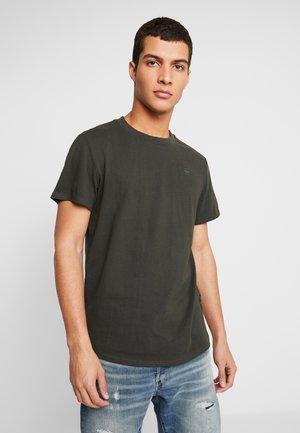 PREMIUM R T S/S - T-shirt basique - asfalt