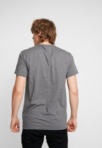 G-Star - GRAPHIC 12 R T S/S - T-shirts print - granite heather - 2