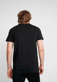 G-Star - GRAPHIC 12 R T S/S - Print T-shirt - black - 2