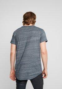 G-Star - STARKON LOOSE - T-shirt basique - legion blue - 2