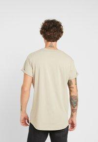 G-Star - SHELO RELAXED - T-shirt basic - khaki - 2