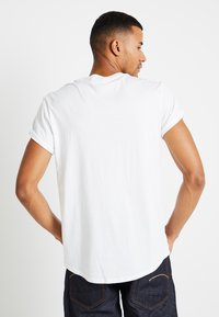 G-Star - SHELO RELAXED R T S/S - T-shirt con stampa - white - 2