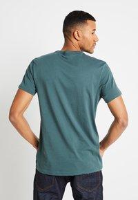 G-Star - REGULAR  - T-shirt med print - balsam - 2