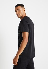 G-Star - REGULAR  - T-shirts print - black - 2