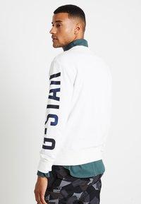 G-Star - CORE R-NECK T L/S - Sweatshirt - milk - 2