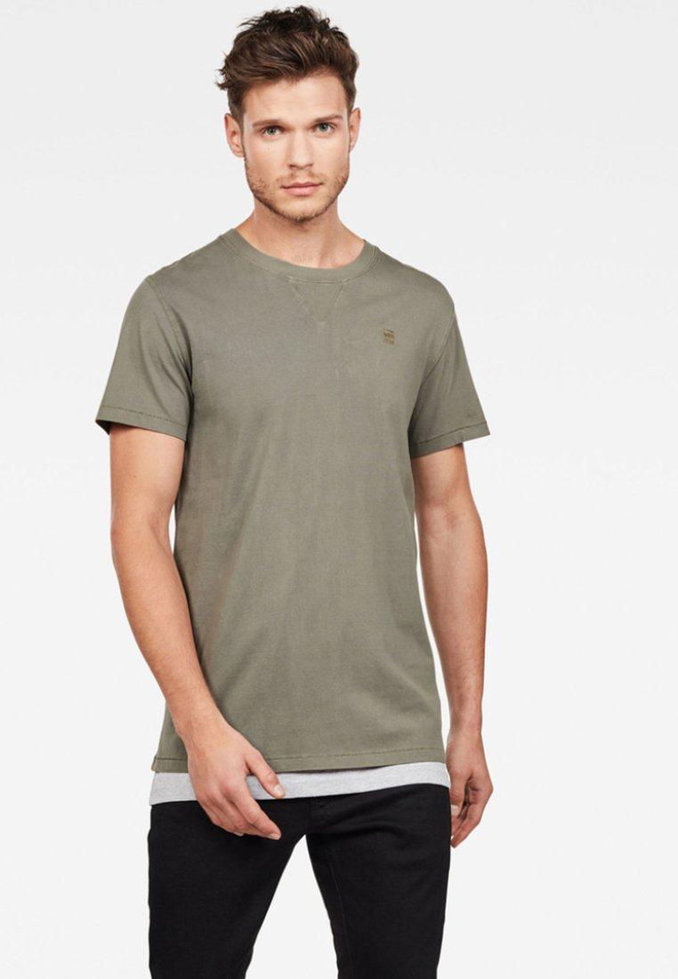 G-Star - EARTH - T-Shirt basic - asphalt