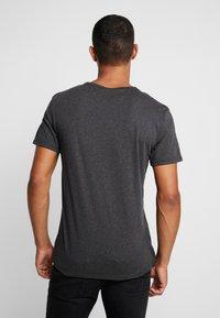 G-Star - BASE-S R T - Camiseta básica - dark black - 2