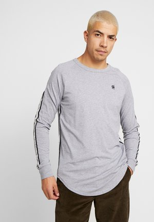 NEW SWANDO  - Long sleeved top - grey htr