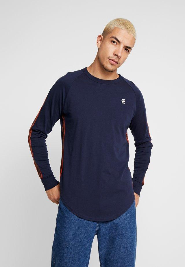 NEW SWANDO  - Long sleeved top - sartho blue