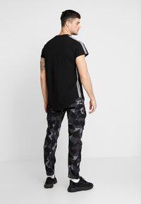 G-Star - SWANDO ART RELAXED - T-shirt print - black - 2