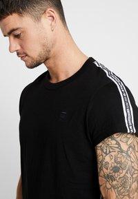 G-Star - SWANDO ART RELAXED - T-shirt print - black - 3