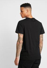 G-Star - RODIS BLOCKO  R T S/S - T-shirt print - dk black - 2