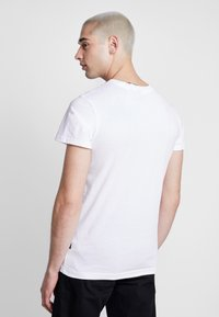 G-Star - ORIGINALS REGULAR R T S/S - T-shirt med print - white - 2