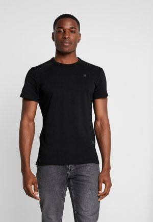 SIPHON MOTAC R T - Basic T-shirt - dark black