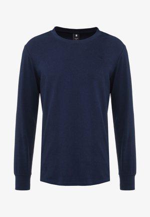 SWANDO LOOSE - Bluzka z długim rękawem - sartho blue