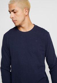 G-Star - SWANDO LOOSE - Long sleeved top - sartho blue - 3