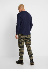 G-Star - SWANDO LOOSE - Long sleeved top - sartho blue - 2