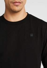 G-Star - SWANDO LOOSE - Långärmad tröja - dk black - 4