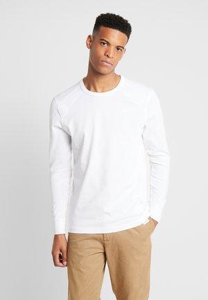 SIPHON MOTAC - Long sleeved top - white