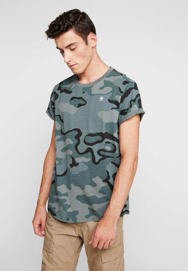 SHELO - T-shirt print - balsam